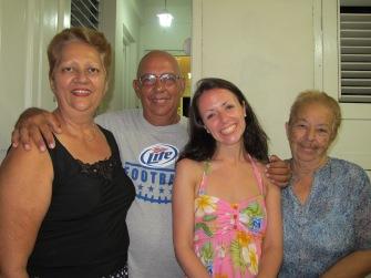 My Cuban Familia