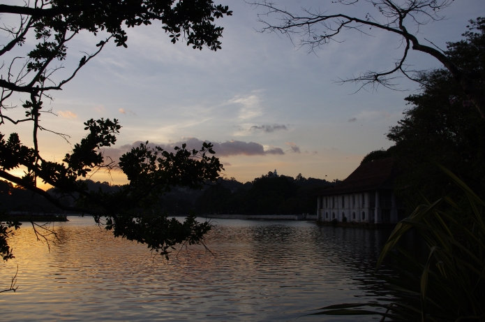 The Lake at Kandy