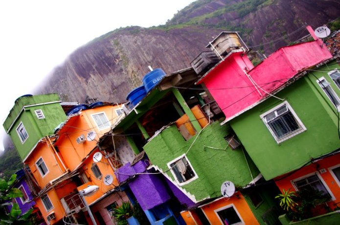 From the favela