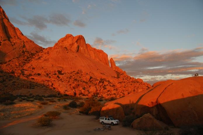 Camp spot paradise