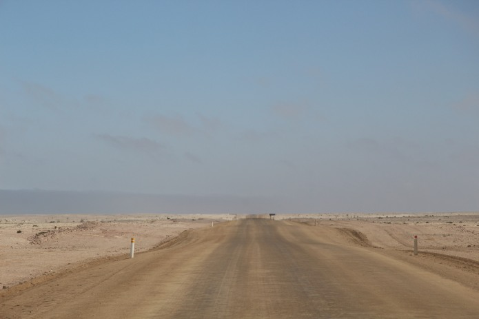 The Skeleton Coast Road