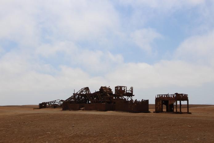 Old Oil Rig