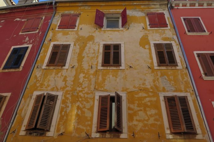 Beautiful colours and shutters