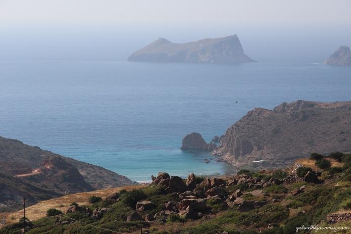 Views from Plaka's church