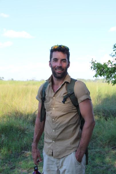 Indiana off to the Okavango Delta